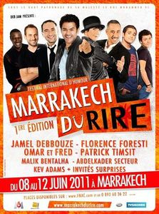 Le Marrakech du rire film streaming