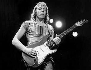 Robin Trower: Too Rolling Stoned