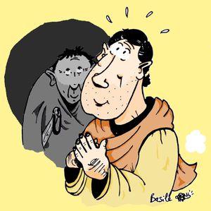 vendredi 15 avril ''La légende de Marcellus'' (2) Basile B